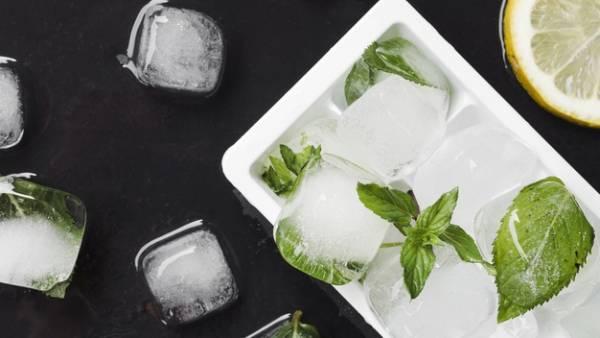 فواید ماسک یخ میوه ای برای پوست