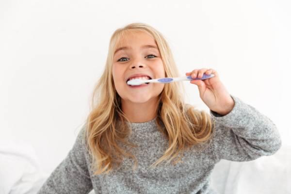 بهداشت دهان کودکان