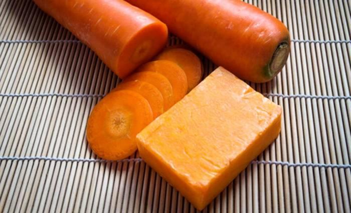 خواص صابون هویج