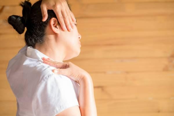 تقویت شانه و گردن