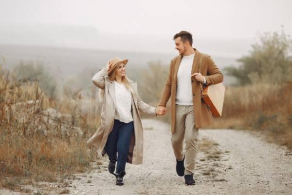 ابراز عشق مرد به زن