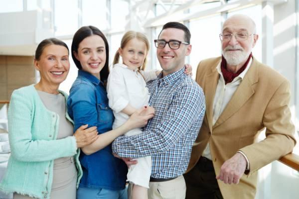 ارتباط با خانواده