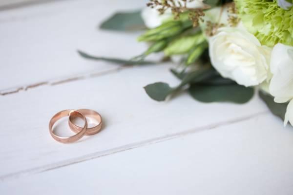 شکل حلقه ازدواج