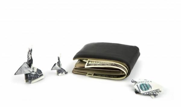 فراموش کردن کیف پول