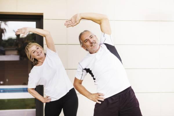 ورزش در سنین بالا