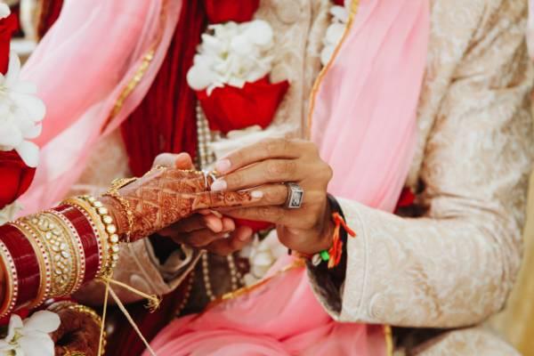آداب و رسوم در ازدواج