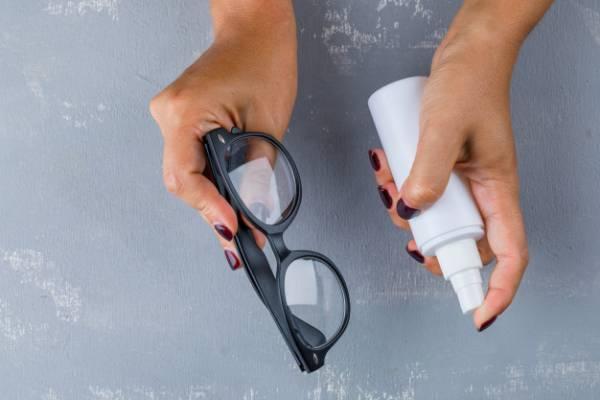 اسپری ضد بخار عینک