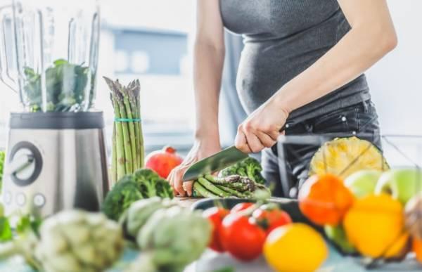 تغذیه سالم بارداری
