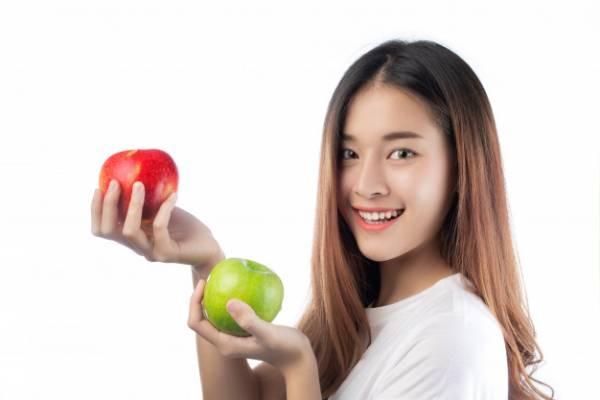 ماسک سیب
