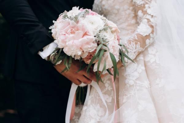 عروسی دختر و داماد