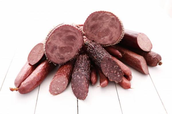گوشت های فرآوری شده