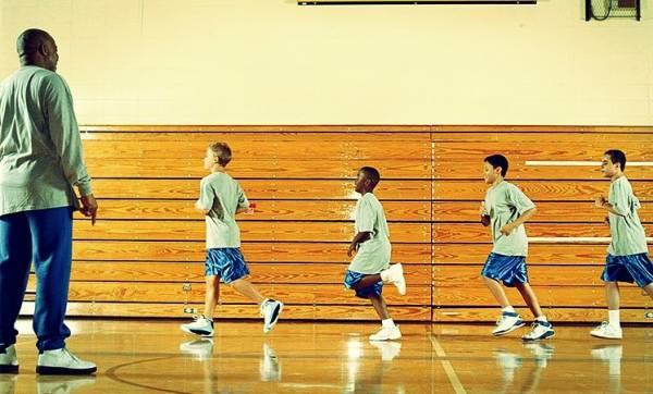 برنامه ورزشی کودکان