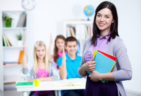 یاد گرفتن در مدرسه