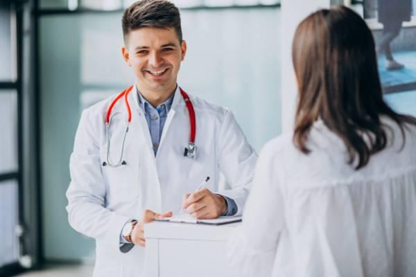 نحوه مراجعه به پزشک