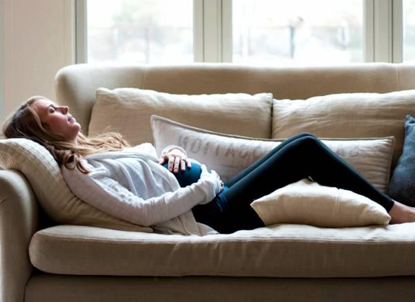 تمرینات تنفسی بارداری