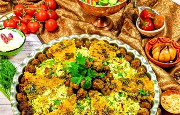 غذاهای سنتی شیراز