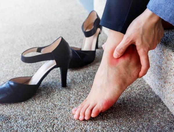 جلوگیری از تاول پا