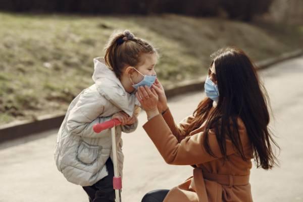 آلودگی هوا برای کودکان