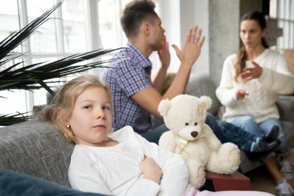 مشکلات والدین