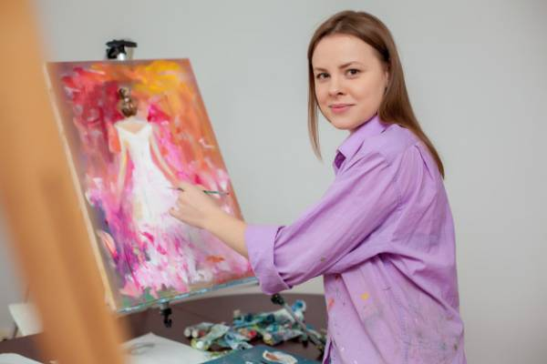 نقاشی و رنگ کاری