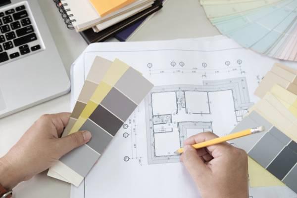 طراح داخلی