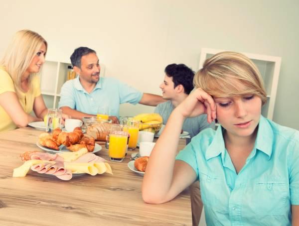 تنفر از خانواده همسر