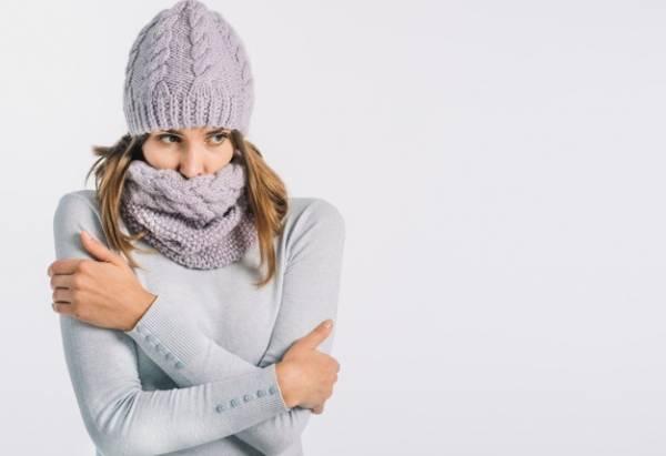 لرزش و سرما