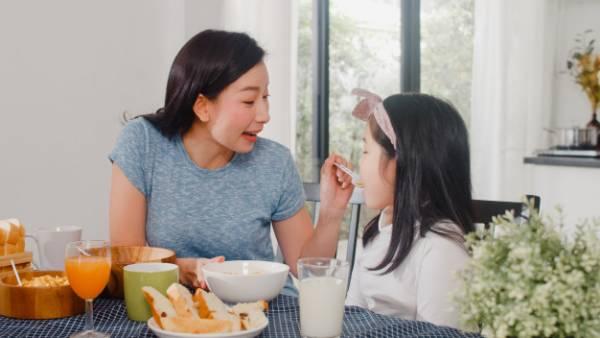 نکات تغذیه در کودکان