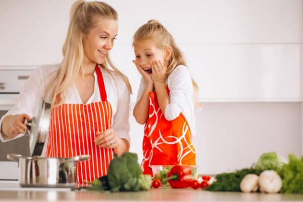 غذای جدید برای کودک