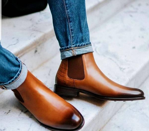 کفش بوت چلسی