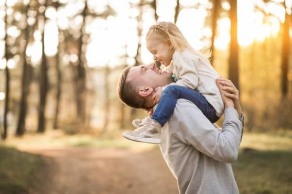 عشق به فرزند دختر