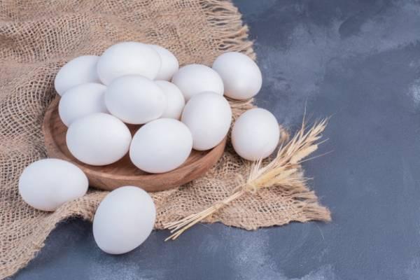 تخم مرغ و روغن کنجد
