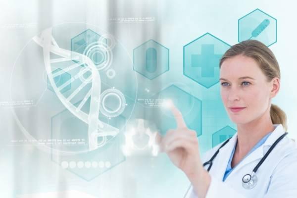 بررسی ترکیب DNA