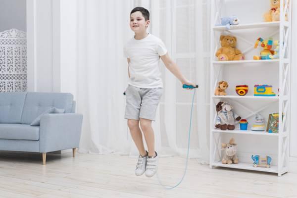 طناب بازی کودکان