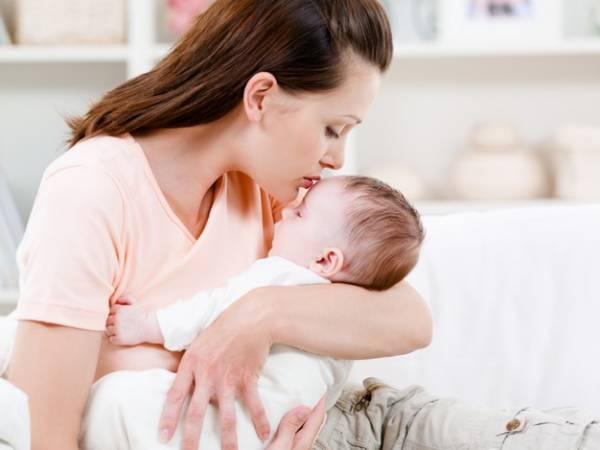 داشتن نوزاد سالم