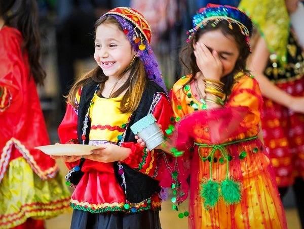 نوروز در آذربایجان شرقی