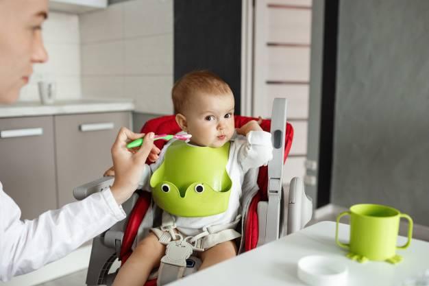 تغذیه ضعیف نوزاد