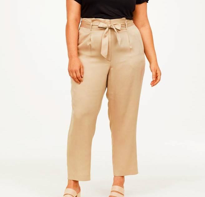 مدل شلوار زنانه چاق