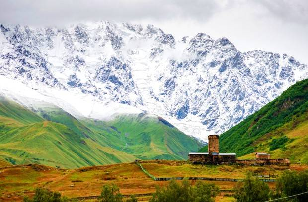 کوه شکارا