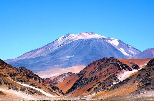 کوه کرو کازادرو