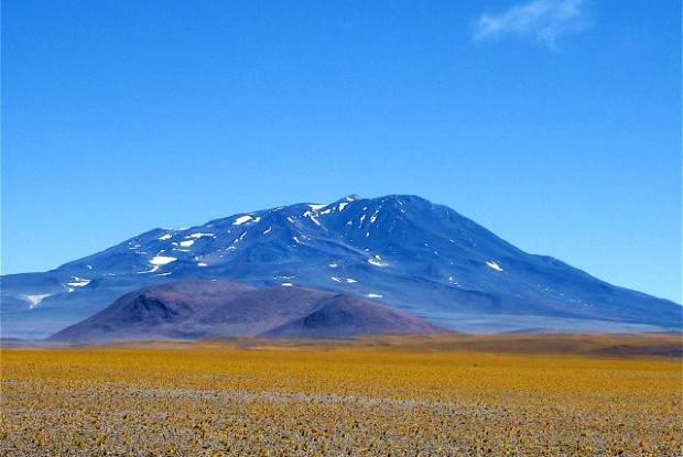 کوه کرو بونته