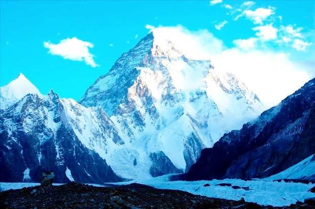 کوه کی 2