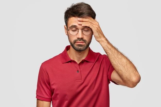 خستگی و سر درد