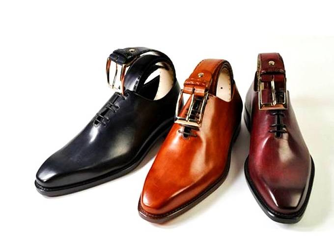 رنگ کفش و کمربند