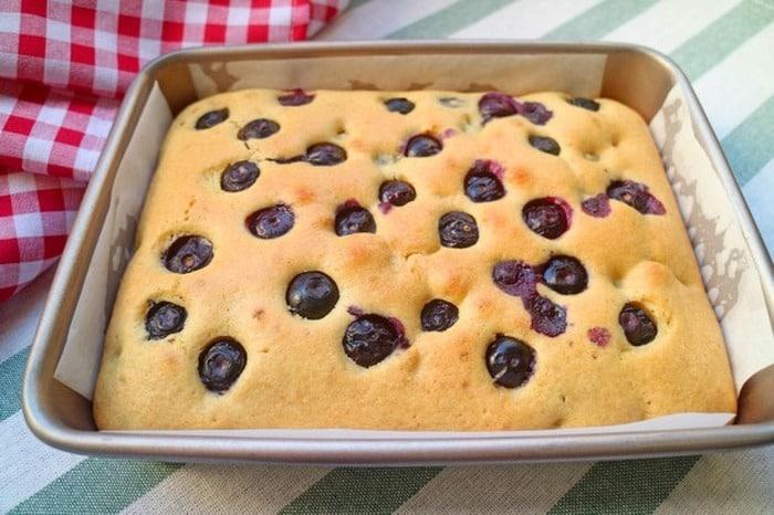 مشکلات کیک خانگی