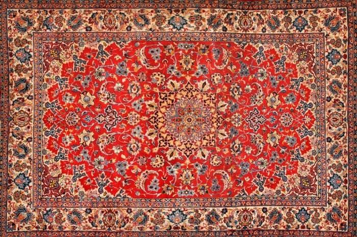 رنگ قرمز ایرانی