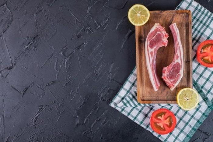 گوشت و آبلیمو