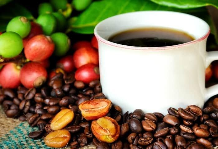 قهوه کُنا در هاوایی